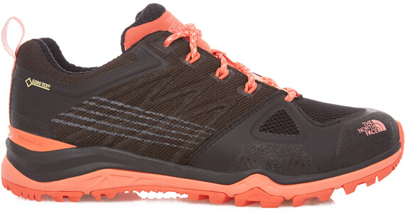 The North Face W's Ultra Fastpack II GTX Shoes TNF Black/Neon
